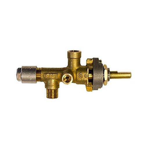 Fireplace Classic Parts Patio Heater Commercial Main Control Valve Female Outlet FCPCOM-MCV-Female