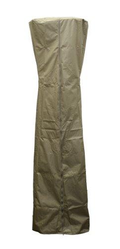 Az Patio Heaters Patio Heater Cover For Triangular Glass Tube Heater Tan