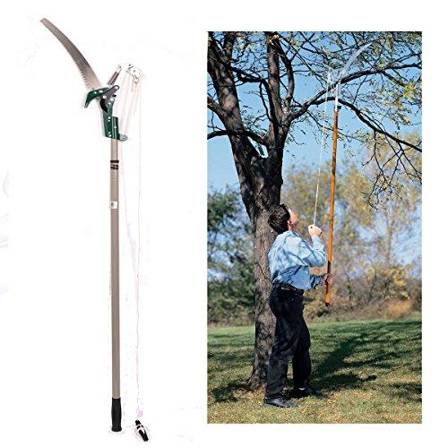 6-95 Foot Power Lever Extendable Tree Pruner