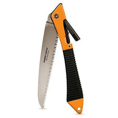 Fiskars 7 Inch Powertooth Folding Pruning Saw 93516935