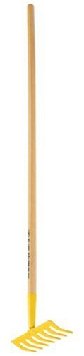 True Temper Real Tools For Kids Rake With 42-inch Handle Kgrm