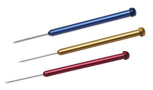 Euro Tool spk-93099 3 Pack Of Titanium Soldering Picks Color Multi-3pack Model