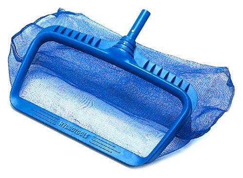 Swimline 8040 Professional Heavy Duty Deep-Bag Pool Rake Blue