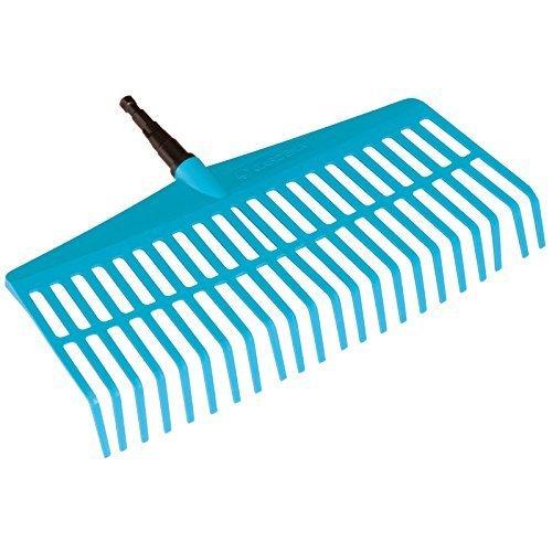 Gardena 3101 Combisystem 17-Inch Plastic Lawn Rake Head by Gardena