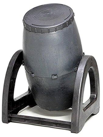 Urban Compost Tumbler - Uct-9 - 95 Cubic Feet Composting Bin - Back Yard  Garden Composter