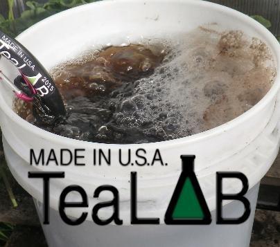 Compost Tea Aerator -barrel Sized Aerator - The Bubblesnake