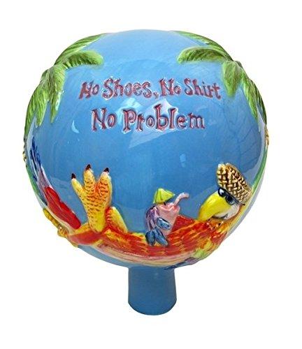 Garden Globe - No Shoes No Shirt No Prob