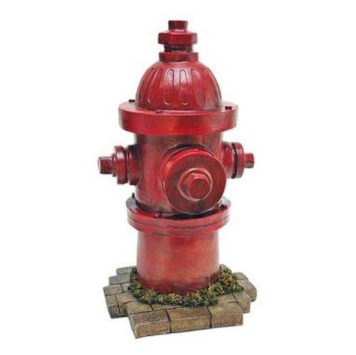 Dog Fire Hydrant Yard Garden Indoor Outdoor Resin Statue 14
