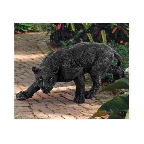 Panther Statue Garden Decor Home Garden Decor Yard Art