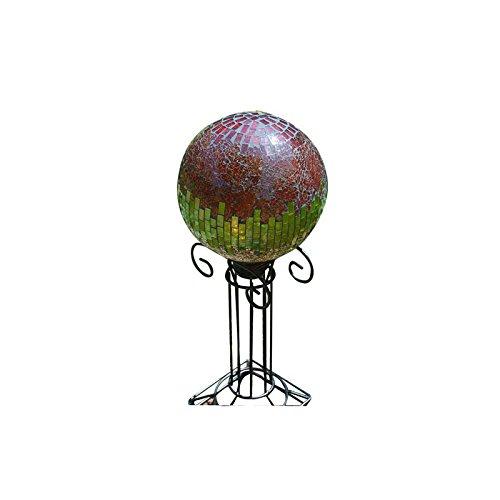 Echo Valley 8194 Byzantium Mosaic Glass Gazing Globe 10-inch