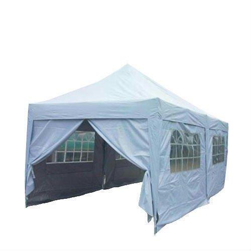 Generic Mdb-us91497..8.party Wedding Free Ba Tent 6 Walls W/ Free Bag Ing T Ez Pop Up Py Gaze Waterproof