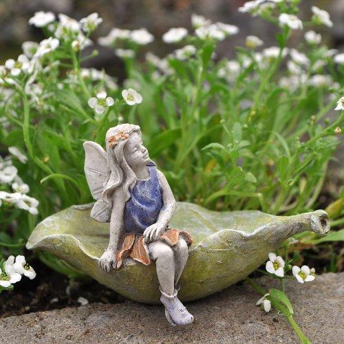 1 X Miniature Garden Fairy Diana