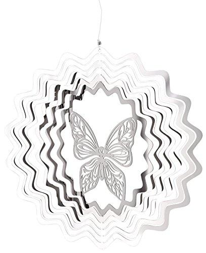 Woodstock Shimmers Butterfly Suncatcher Spinner