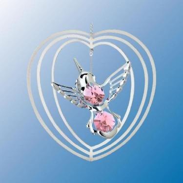 Hummingbird Suncatcher Ornament