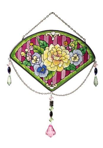 Joan Baker Designs Jsf002 Suncatcher 6 By 9-inch Chantilly