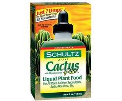 Schultz 2-7-7 Cactus Plus Liquid Plant Food 4 Floz