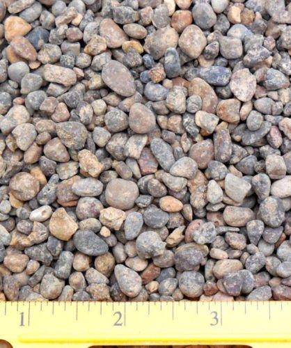 River Rock Stone Pebbles For Bonsai Cactus Succulents soil mixes - 35 Gal