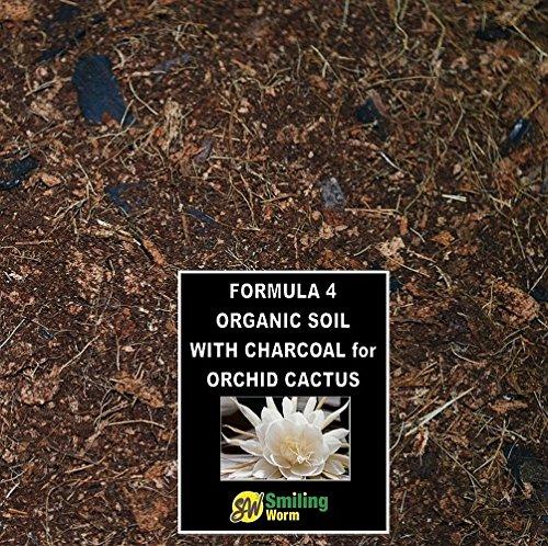 Epiphyllum Soil Epiphyllum Orchid Cactus Christmas Cactus Succulent Soil Organic Potting Mix  Charcoal