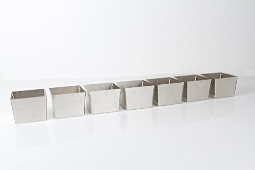 Wheatgrass Stainless Steel Daily Tray System Growing Trays