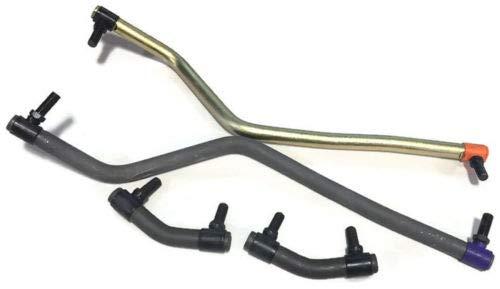 4 Pcs OEM Tie Rod Drag Link 583513501 436887 583513301 436884 583513401 436885  Free ebook - Your Lawn Lawn Care -