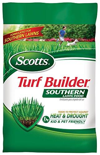 Scotts Southern Turf Builder Lawn Food Fertilizer 2500 sq ft
