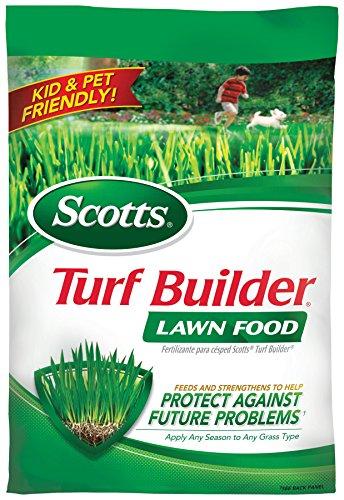 Scotts Turf Builder Lawn Food 5000-sq Ft lawn Fertilizer