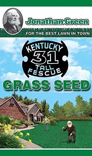Jonathan Green 41125 Kentucky31 Tall Fescue Grass Seed 5 lb