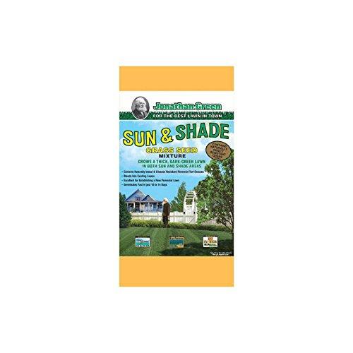 JONATHAN GREEN TURF 12002 2250 sq ft Sun And Shade Grass Seed 3 lb
