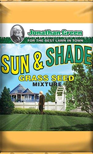 Jonathan Green 42004 Sun and Shade Grass Seed 15 lb
