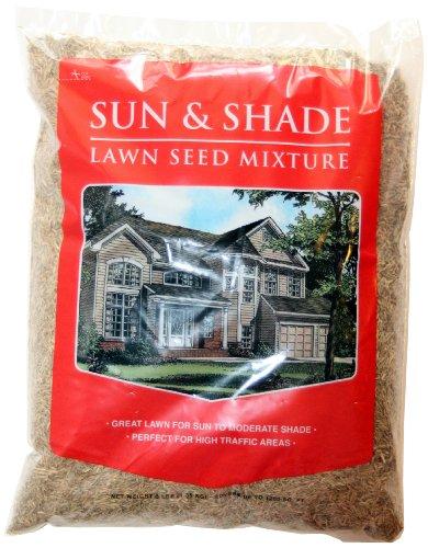 Mountain View Seed 17648 Horizon Economy Sun and Shade Grass Seed Mixture 3-Pound