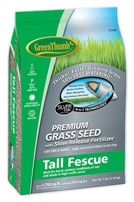 DLF GREUN235 Green Thumb 7 lb Tall Fescue Seed