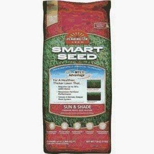 Pennington 100086843 Smart Seed Sun And Shade Grass Seed Mix 7 Lbs by Pennington Seed Inc