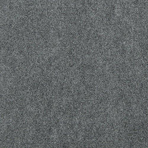 Ribbed Carpet Tiles Residential Flooring Self Adhering 18x18 16 Tile Pack 36 Sqft Color Gunmetal Model  Outdoor Hardware Store