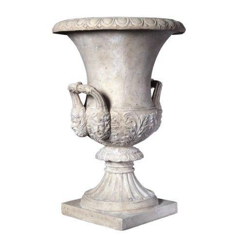 Design Toscano Medici Greenman Architectural Garden Urn Statue