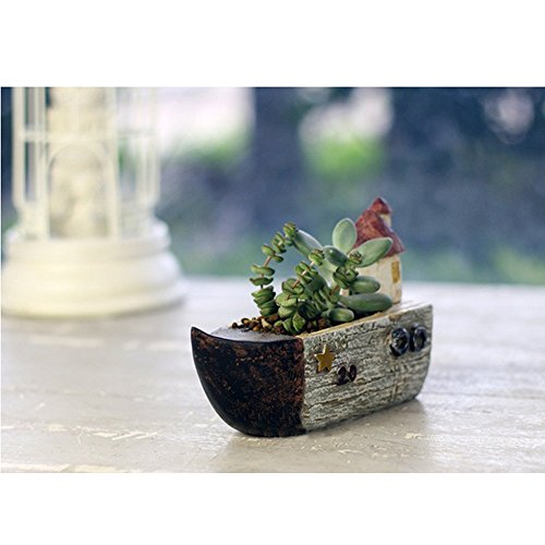 Diy Creative Cement Succulent Plant Flowerpot For Home Office Decoration Garden Supplies Decorative Resin Flower
