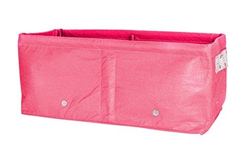 Bloem Raised Bed Fabric Planter Bag 12 gallons Amaranth