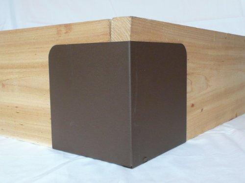 Gardeners Gadgets Quick Corners For Raised Garden Beds - Classic - Set Of 4