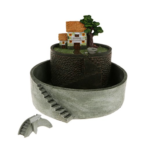 Sky Garden Flower Herb Cacti Sedum Succulent Pot Storage Box Container Garden Planter Bonsai Trough Box Plant Bed