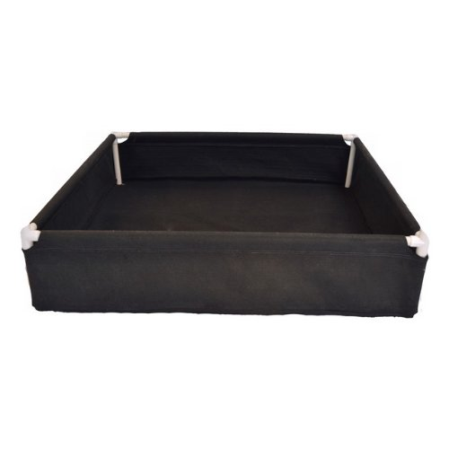 Geopot Pl36x16x14 Raised Planter Bed 36-inch By 16-inch By 14-inch