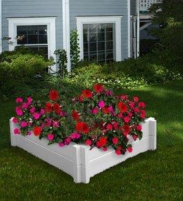 Huntington Raised Garden Planter Bed