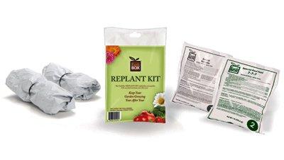 Earthbox 1010003 4Pc Replant Kit Planter Kit