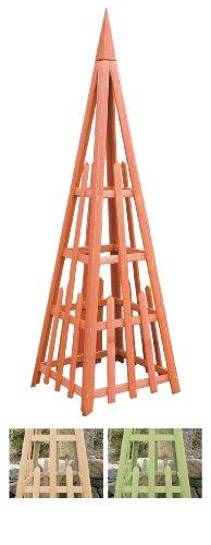 Arboria Cedar Pyramid 81-inch Trellis