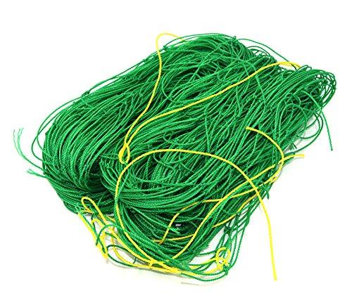 Nktm Vegetables And Fruits Nylon Trellis Support For Climbing Plantsvine And Veggie Trellis Net59ft X 118ft