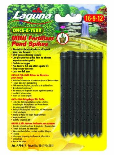 Laguna Once-a-year Mini Fertilizer Spike Aquatic Plant - 6-pack