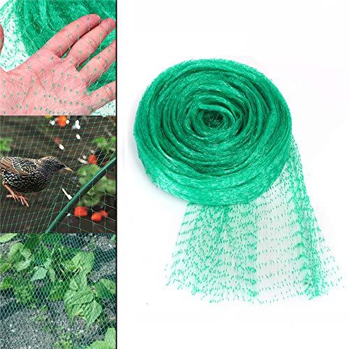Global Brands Online 4x10m Anti Bird Net Garden Pond Plants Vegetable Fruit Poultry Protection Netting Mesh