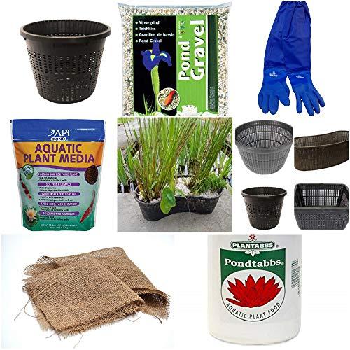 Ultimate Water Garden Pond Plant Kit Medium Ponds Includes Aquatic Plant Items