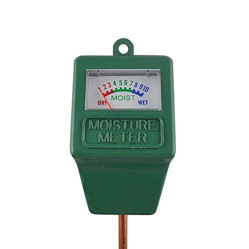 Mooncity Soil Moisture Sensor Meter Tester Water Monitor Humidity Plant Tester Hygrometer Moisture Sensor Great