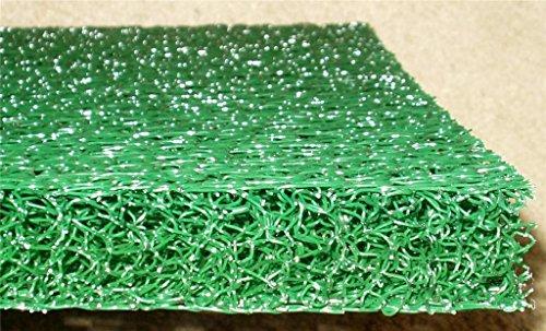 Matala Filter Sheetmedia Mat green 14&quot X 24&quot -for Koi Pond Filtration