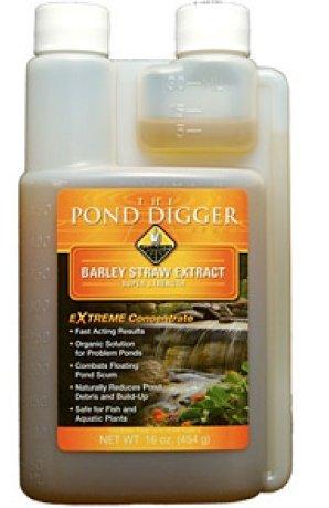 The Pond Digger Liquid Barley Straw Extract - 16oz