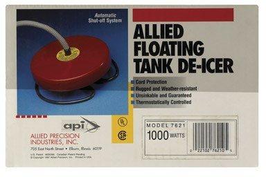 Floating Tank De-Icer